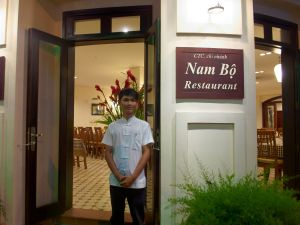 Welcome to the Nam Bộ Restaurant