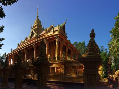 [image] Golden pagoda