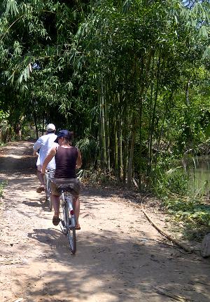[image] vélo à Ba Láng