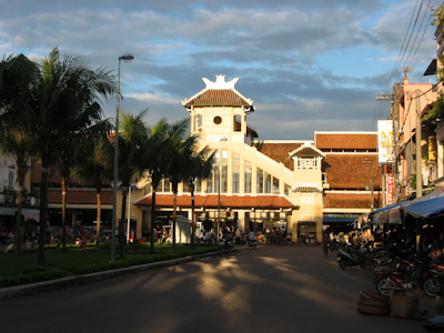 Old market hall